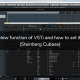 New VOCALOID5 VSTi Functions and Configuration (Steinberg Cubase Series)